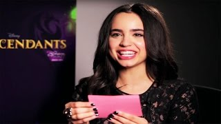 Lightning Round with the Cast of Descendants | Oh My Disney