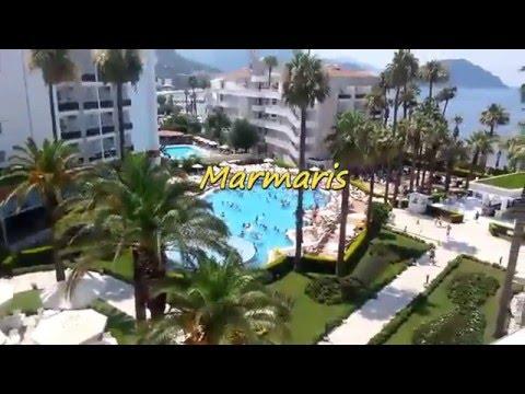 Ideal Prime Beach Hotel 5* #Marmaris Turkey