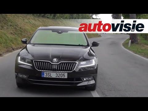 Skoda Superb - review by Autovisie