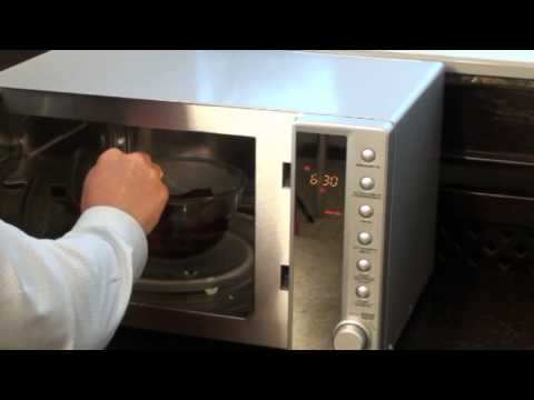 Как сварить свеклу в микроволновке - видео