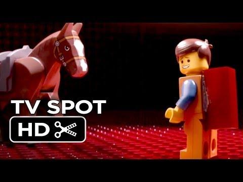 The Lego Movie TV SPOT - Happy Chinese New Year (2014) - Chris Pratt Movie HD