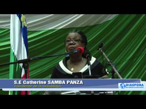 CATHERINE SAMBA PANZA QUESTION DE REARMEMENT DES FACA