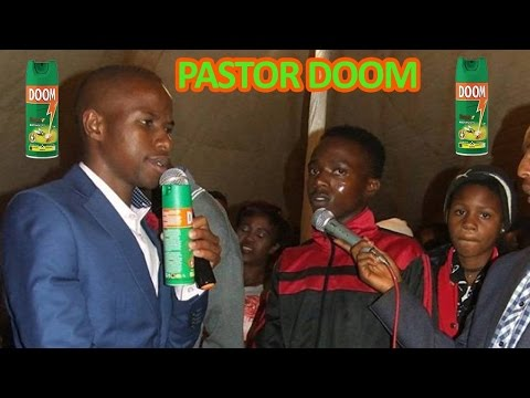 SHOCKING: PASTOR DOOMS ZODWA'S BOOTY! (Full HD) thumbnail