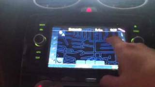 Car gps: ford focus igo8 thai test 04:18
