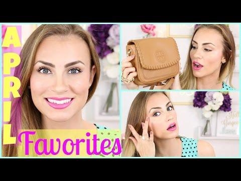 April Favorites | Beauty, Fashion & Entertainment