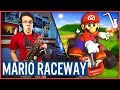 Mario Kart 64: Mario Raceway SAX ONLY Jazz Arrangement || insaneintherainmusic