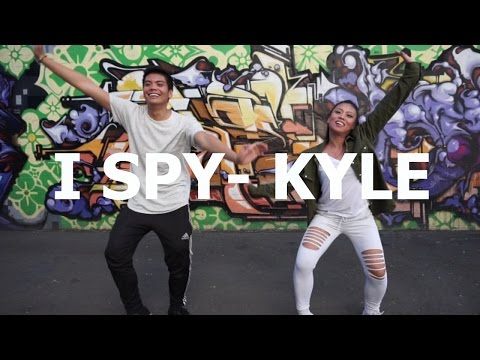 I SPY- KYLE (Dance Cover) MOTHER AND SON CHOREOGRAPHY!!!