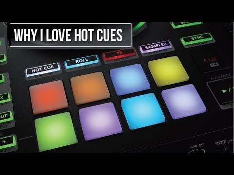 DJ Hot Cues – Why I prefer them to the Cue button