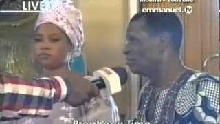 Prophet TB Joshua: Prophecy Time, Words of Knowledge, Mass Prayer, 08 Dec13, Emmanuel TV, SCOAN