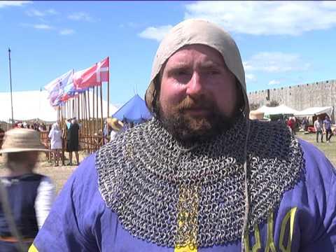 Битва Наций. Чемпионат средневекового исторического боя 2013