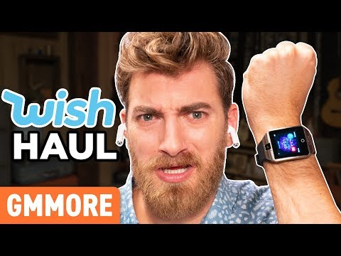 Wish.com Haul ($15 SMART WATCH??)