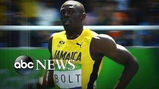 Runner Usain Bolt goes for his eighth gold medal plus get an inside look at the American women who h