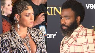 Beyoncé Or Childish Gambino? 'Lion King' Cast Decides Who Has Better Karaoke Songs