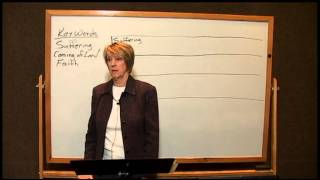 Linda Himes Bible Study on 2 Thessalonians - Lesson 1