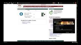 Mikrotik - bandwidth test