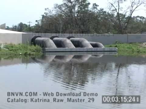 8/30/2005 Hurricane Katrina, New Orleans, LA Aftermath Video - Katrina Raw Master 29