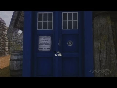 Tardis Travels - Top 5 Skyrim Mods of the Week