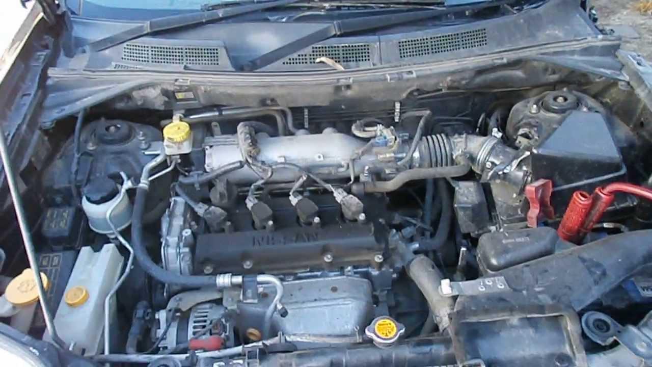 Nissan Crankshaft Sensor Location Get Free Image About