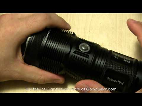 Nitecore Tiny Monster TM15 2450 Lumen Flashlight