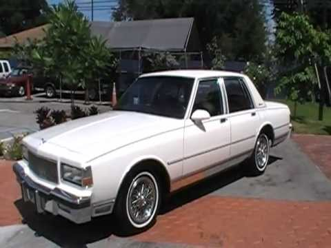 1988 chevy caprice brougham for sale karconnectioninc com in miami fl youtube. Black Bedroom Furniture Sets. Home Design Ideas