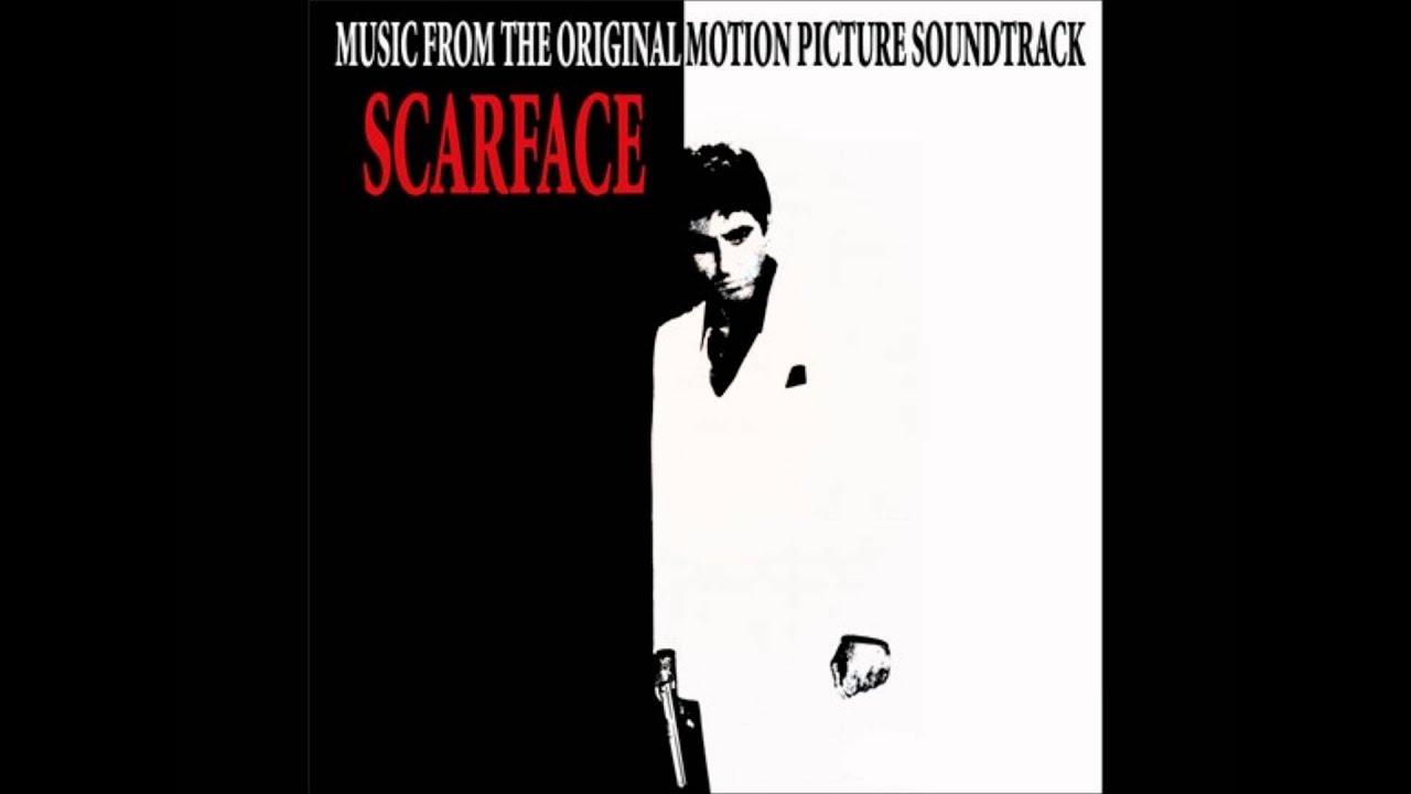 Scarface Soundtrack - ... Al Pacino Impression