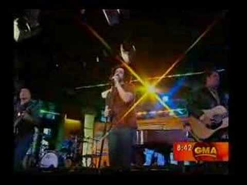 Counting Crows - GMA (03/21/2008) - 01 You Can&#039;t Count On Me