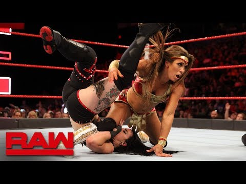 Women's Money in the Bank Qualifying Gauntlet Match: Raw, May 28, 2018 thumbnail