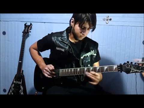 Deniz Demiröz Gitar Solo Yarışması 5 - KAZANAN - Oğuz Kağan Oruçoğlu