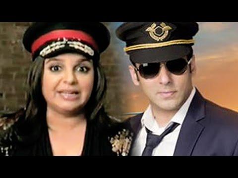 I Can't Beat Salman Khan: Farah Khan