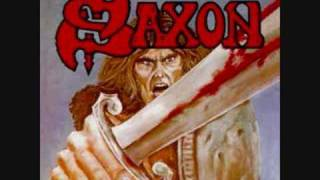 Watch Saxon Big Teaser video
