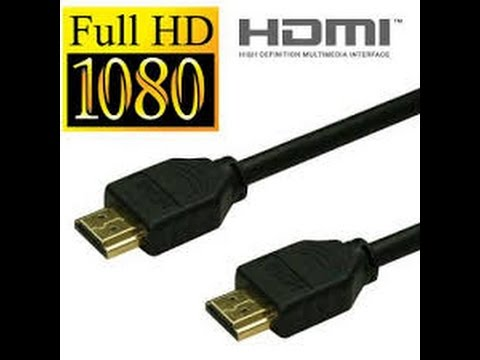 Hdmi cable buying guide