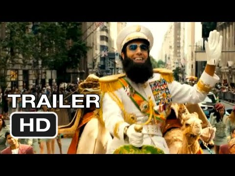 The Dictator is listed (or ranked) 37 on the list The Best Movies of 2012
