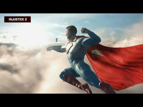 YouTube Live at E3 2016 - Injustice 2 Gameplay