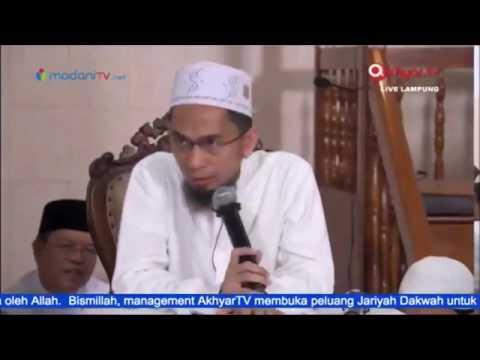 Tanya Jawab - Ustadz Adi Hidayat, Lc. MA 20-07-2017, Masjid Nurul Amal, Gunter B. Lampung