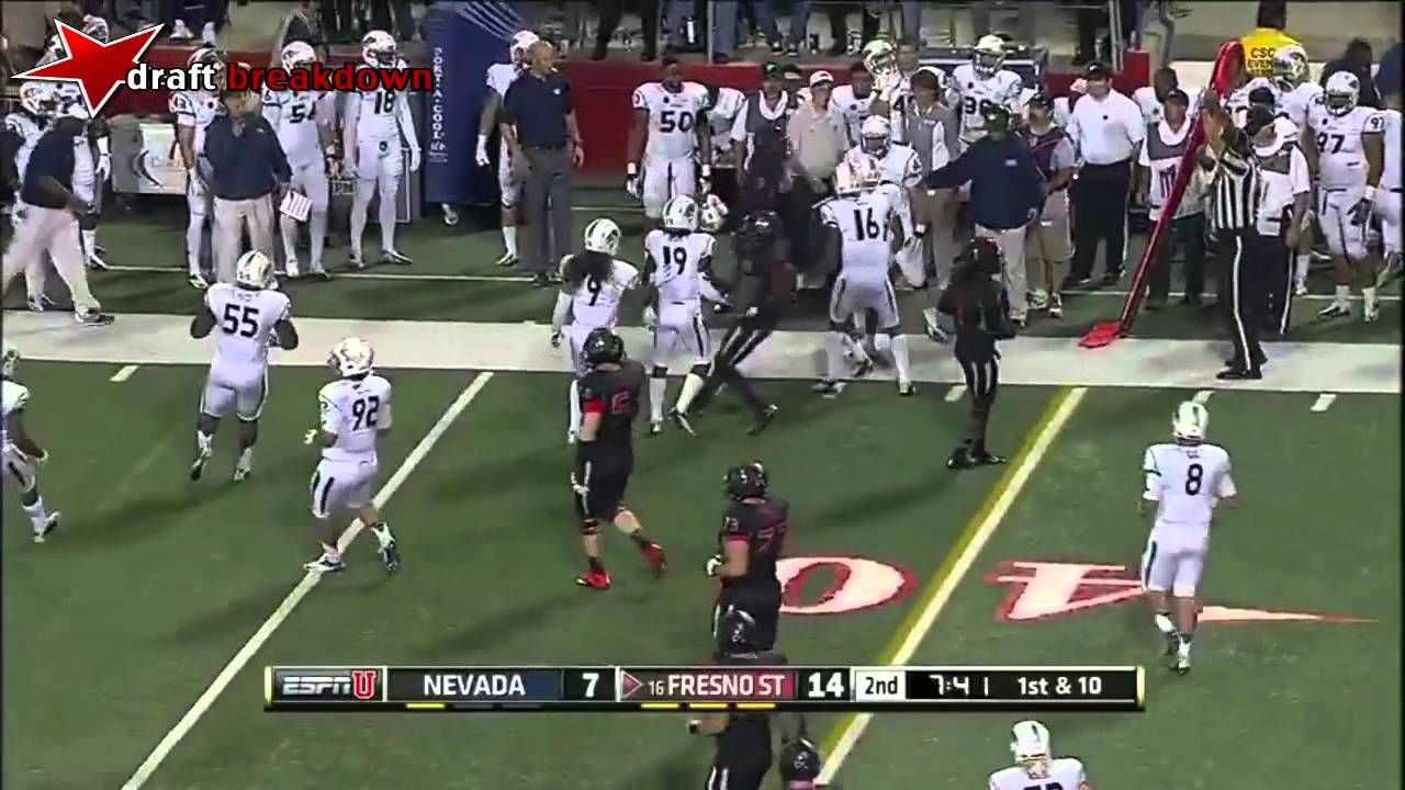 Derek Carr vs Nevada (2013)