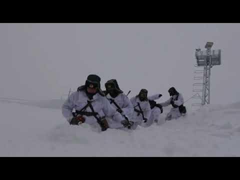 南方的戰友歡迎到北方來看雪!