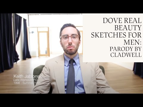 Dove Real Beauty Men Dove Real Beauty Sketches For