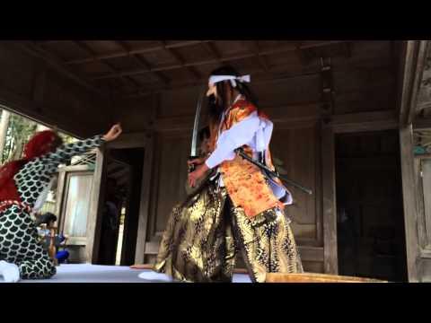 秩父市の指定無形民俗文化財・三峯神代神楽が126年の歴史に幕 後継者不足、三峯神社で最後の奉奏のキャプチャー