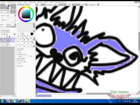 Видео как нарисовать рисунок на компьютере