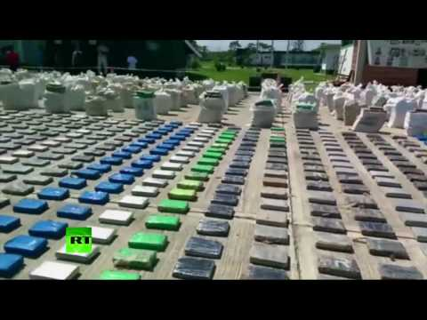 Largest bust in decade: Colombia seizes 8 tons of cocaine worth $240 million