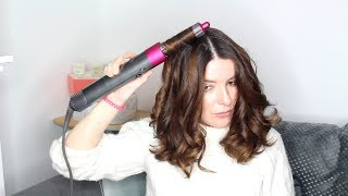 Dyson Airwrap Styler - How To Use it, Does it Work, Is it Worth it?