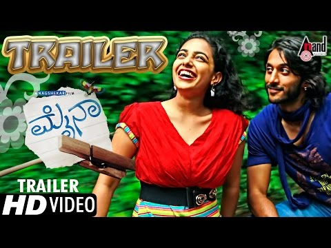 MODALA MALE Official Video MYNAA feat. Chetan and Nithya Menon...