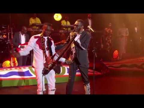 Youssou Ndour - MBEGUEL IS ALL ft SIDIKI DIABATÉ - VIDEO BERCY 2017