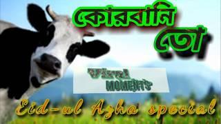 Eid ul azha song 2017 (Qurbani to) || Bangla fanny qurbani song