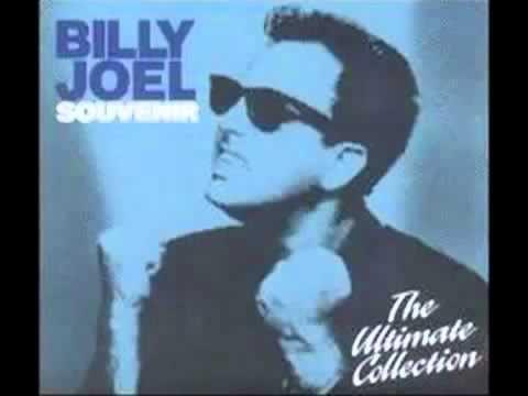 Billy Joel Souvenir Boxset Interview 1990