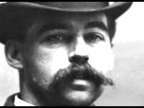H.H. Holmes - Serial Killer - Part 1 of 4