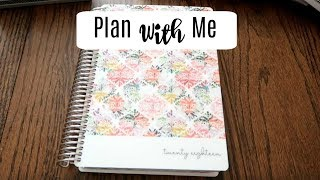 PLAN WITH ME || Mom On The Go Planner