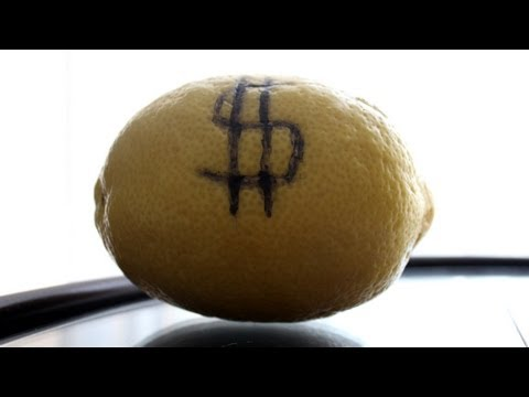 Creatures Get Fruit (Meet Profit Lemon)