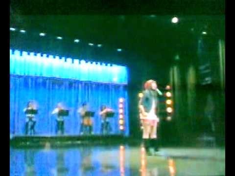 [MP4]GLEE-CHARICE-(SUNSHINE CORAZON)-ALL BY MYSELF-OFFICIAL VIDEO