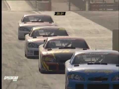 Chris vs F1 drivers in Speed Car Series part 1